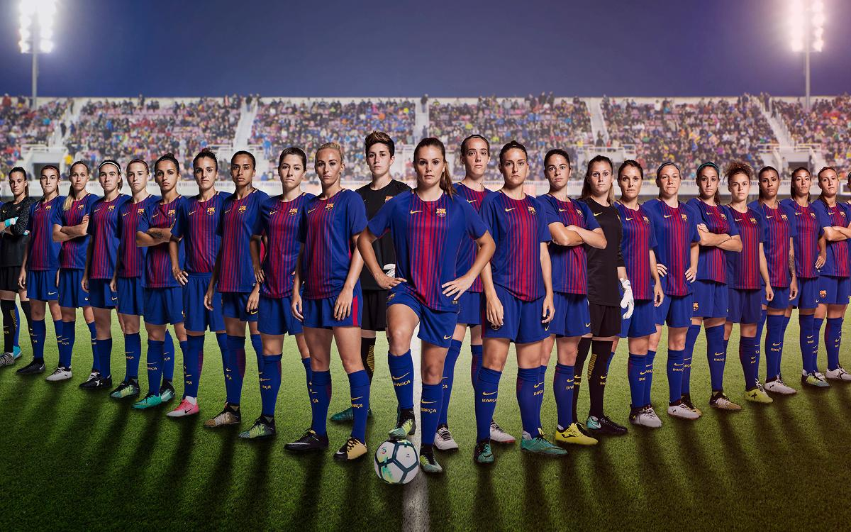 Stanley Black   Decker becomes official partner of FC Barcelona Women s Team c9cbc1260