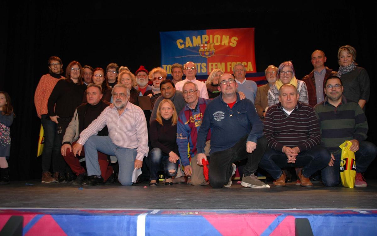 Celebrada la 25 edición del Concurso de Nadales Josep Mas