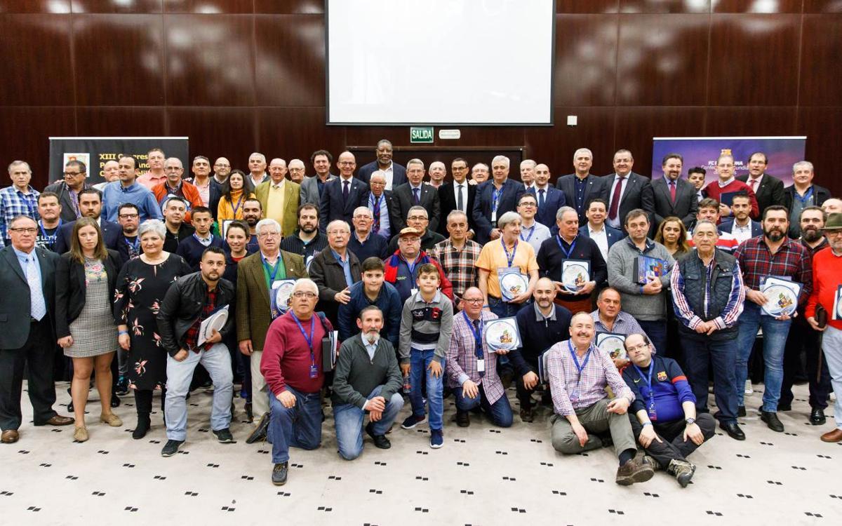 Más de 600 personas acreditan el éxito del 13º Congreso de Peñas de Andalucía, Ceuta y Melilla