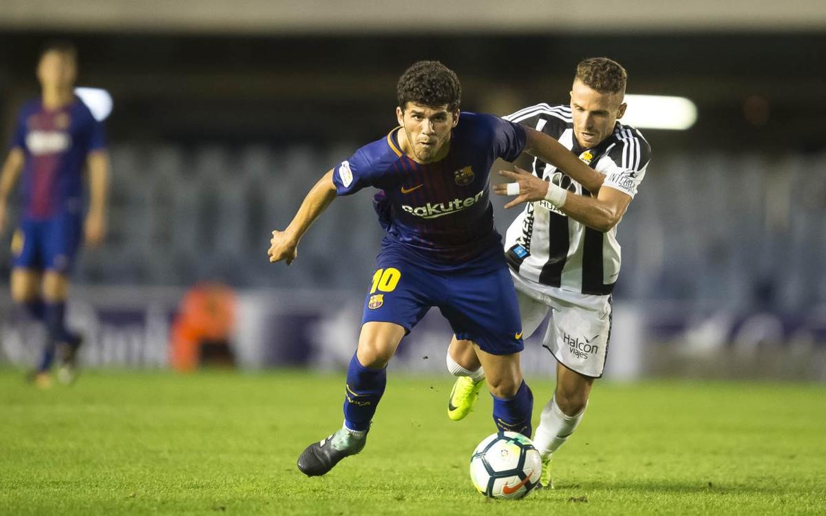 Real Oviedo - Barça B: A por la cuarta victoria consecutiva a domicilio