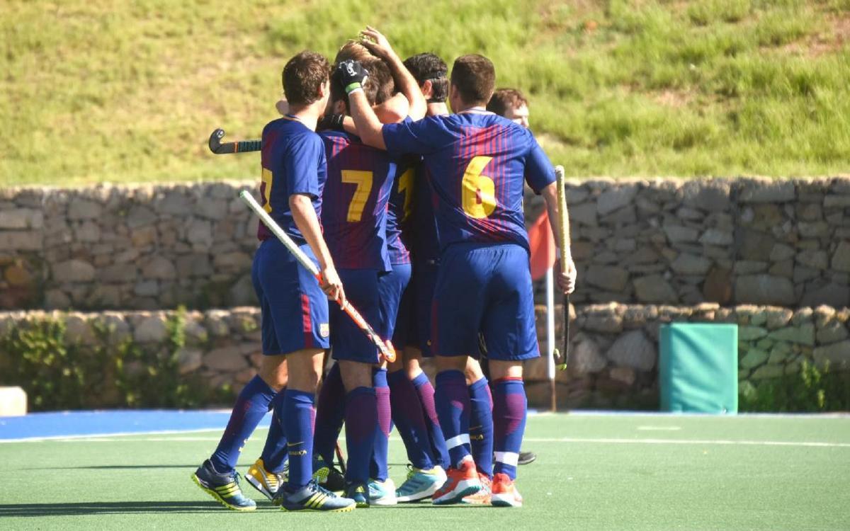 El Barça guanya als 'shootouts' i aconsegueix el tercer lloc a la Copa del Rei (4-3)