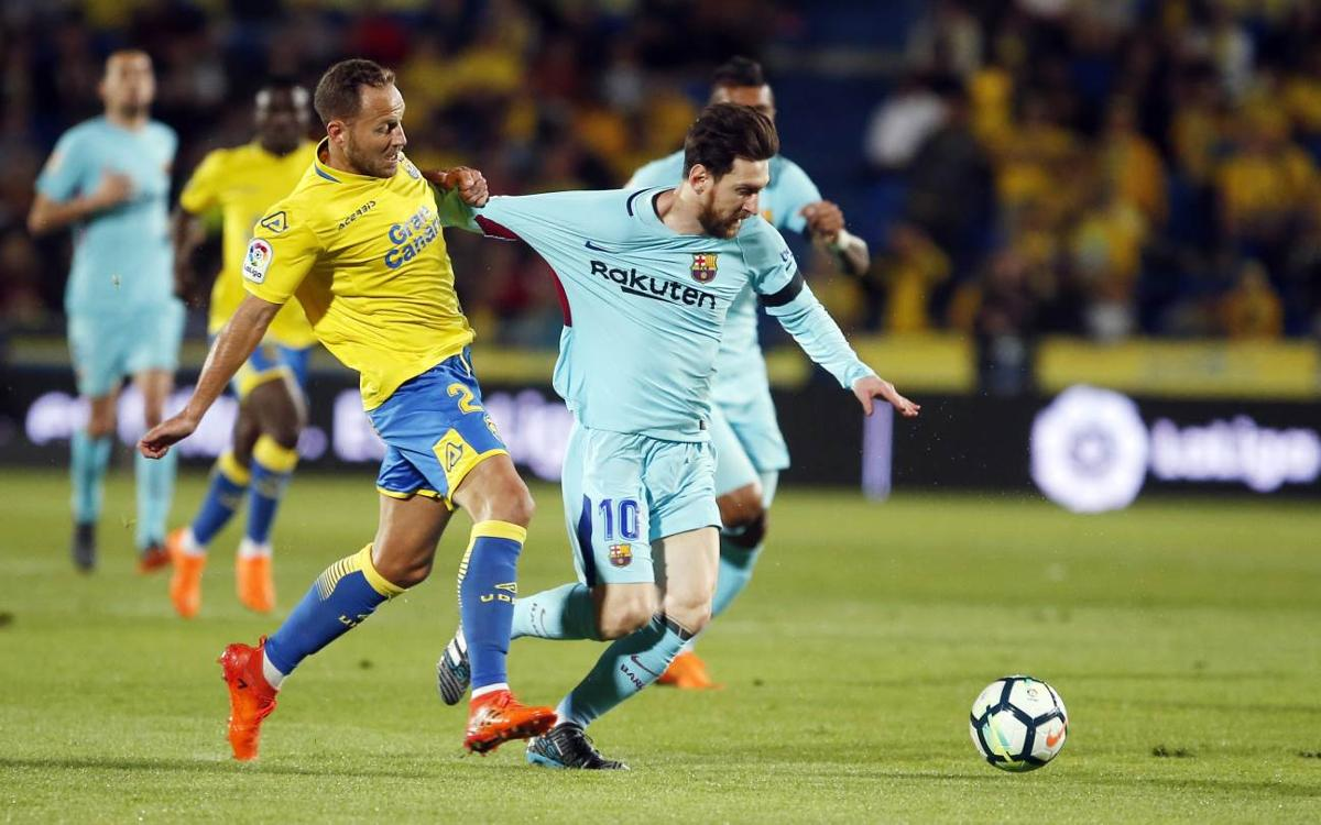 Las Palmas 1-1 FC Barcelona: Held in the Canaries