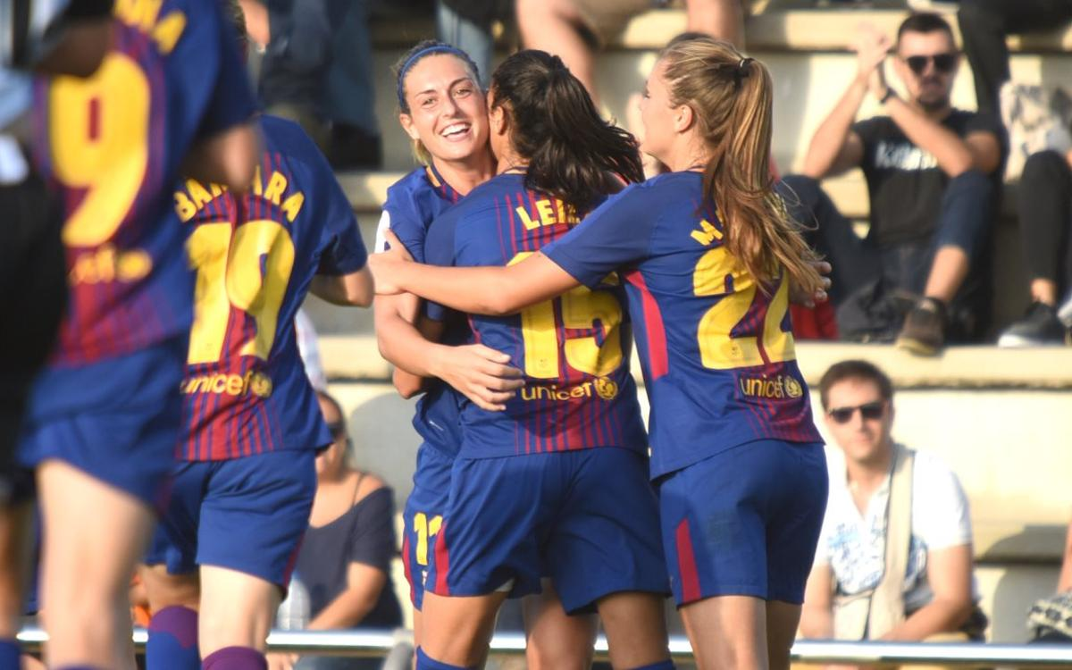 Atlètic de Madrid – Barça Femení (prèvia): Liderat i més