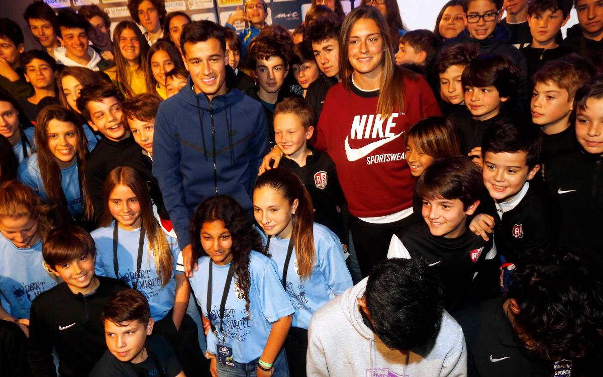 Philippe Coutinho: I'll be a Barça fan on Wednesday