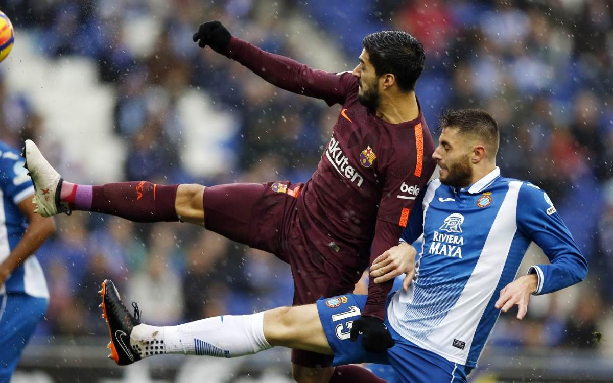 El resum de l'empat contra l'Espanyol