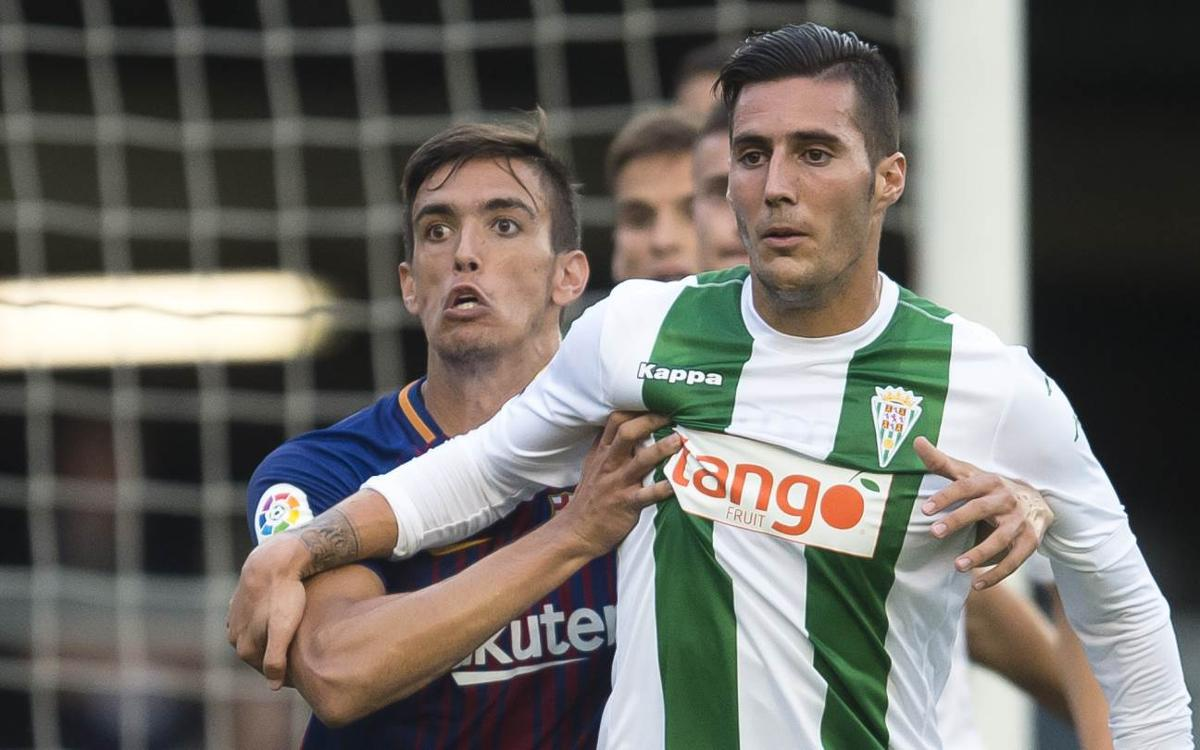 Còrdova CF – Barça B: Lluitaran per la tercera victòria consecutiva