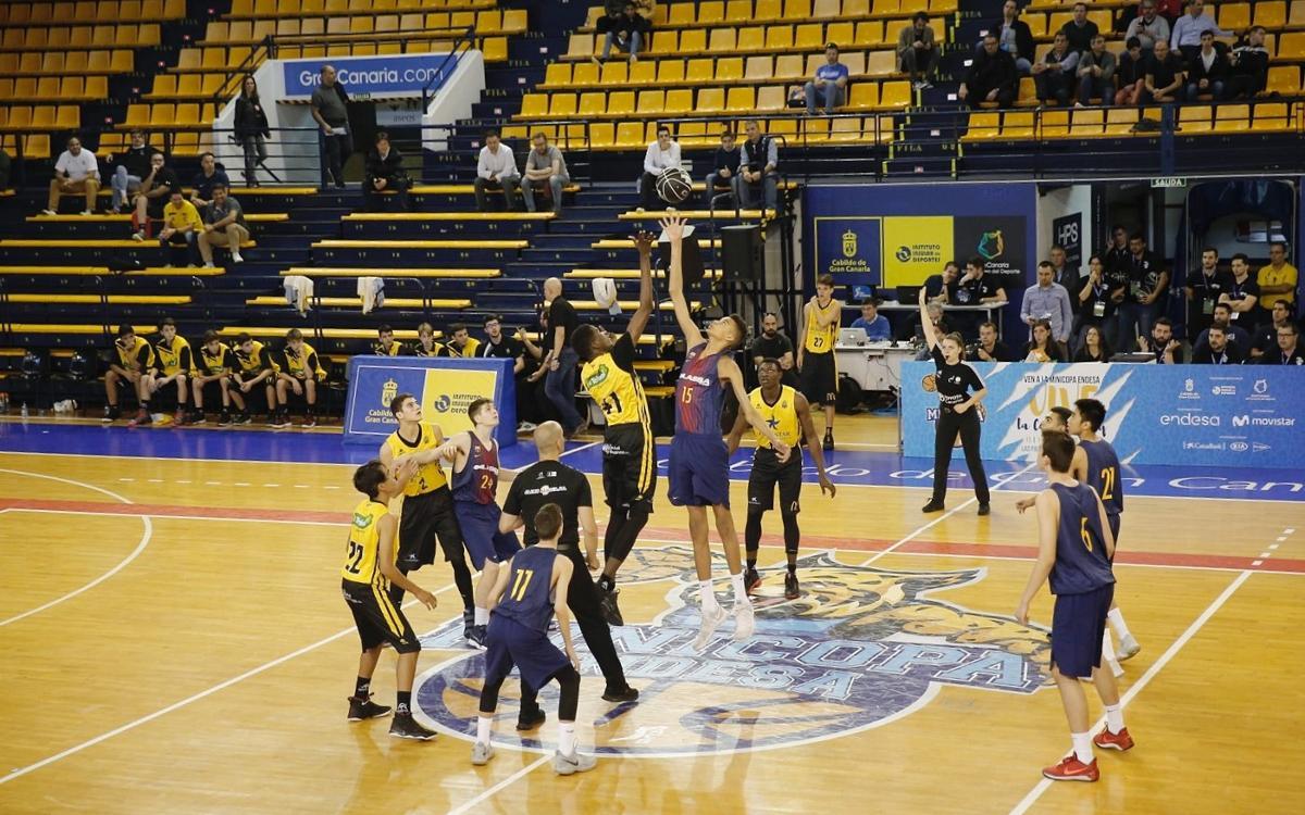 Barça Lassa A – Iberostar Canarias (60-76): Cauen a semifinals