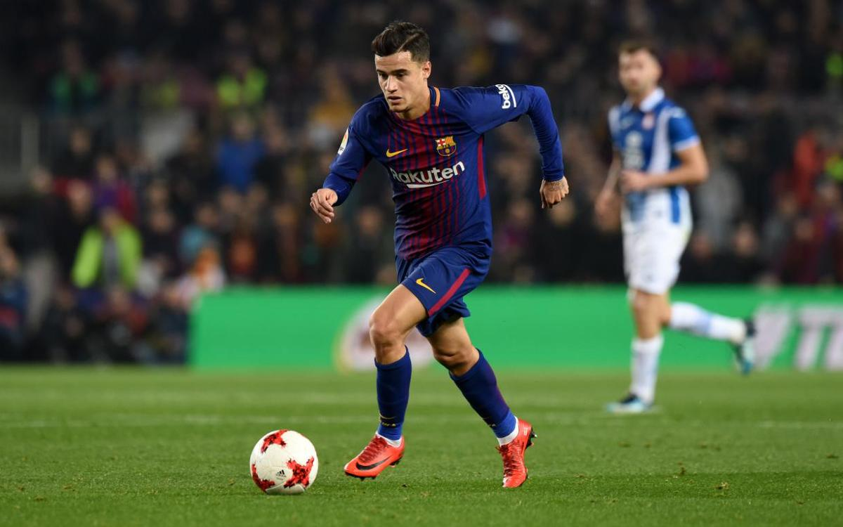 Philippe Coutinho: 'It's going to be a special, but tough, match'