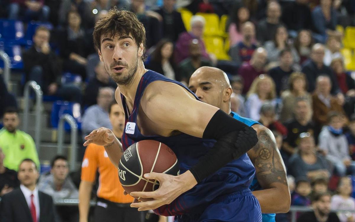 FC Barcelona Lassa - RETAbet Bilbao Basket: Redebut de Pesic en el Palau
