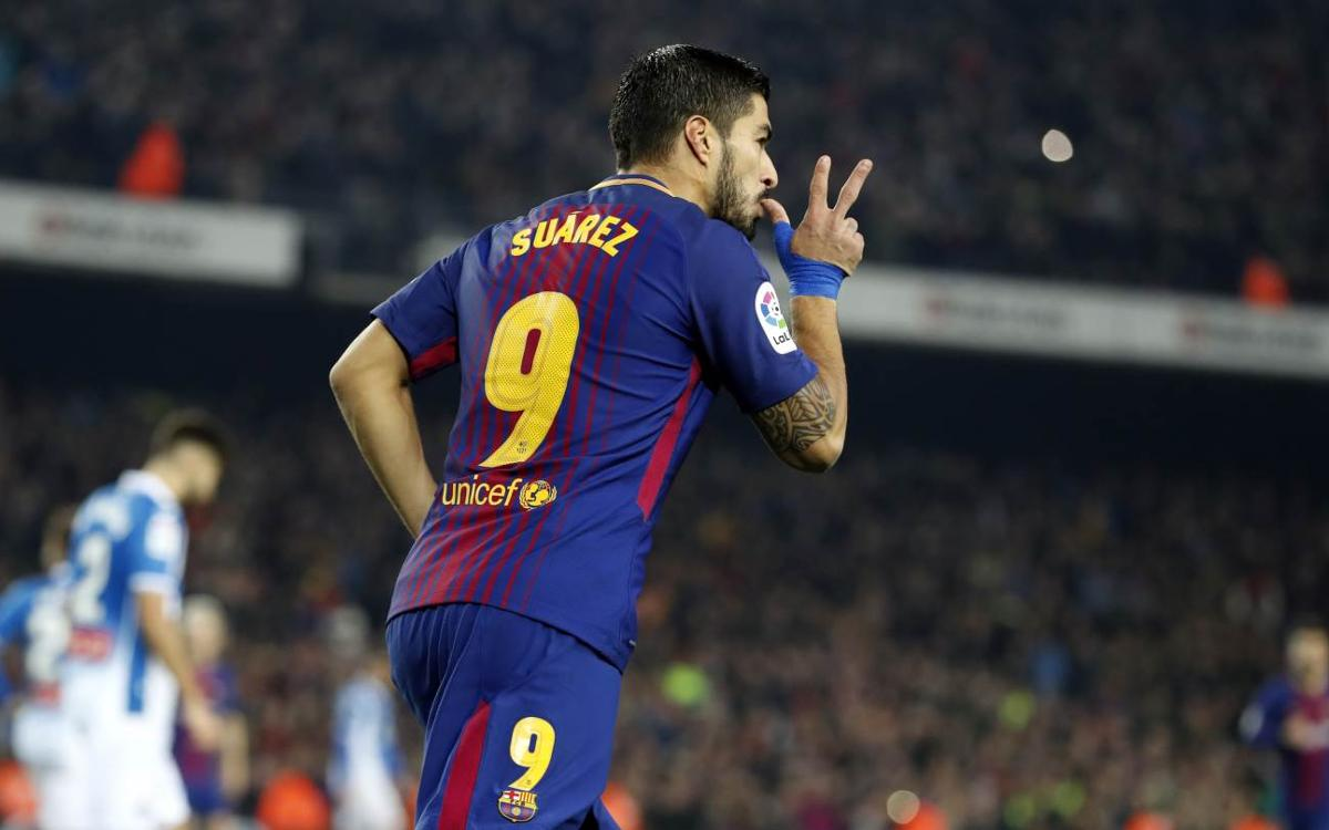 HIGHLIGHTS: Barça v Espanyol