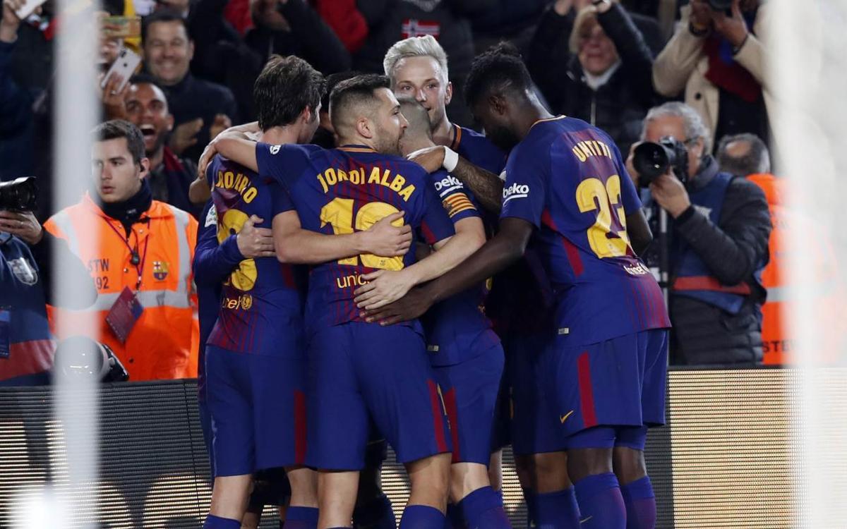 Barça - Alavés : Pas de souci, il y a Messi (2-1)