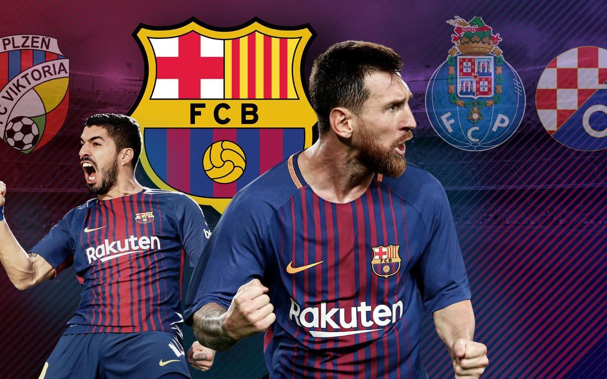 Barça, kings of the European leagues