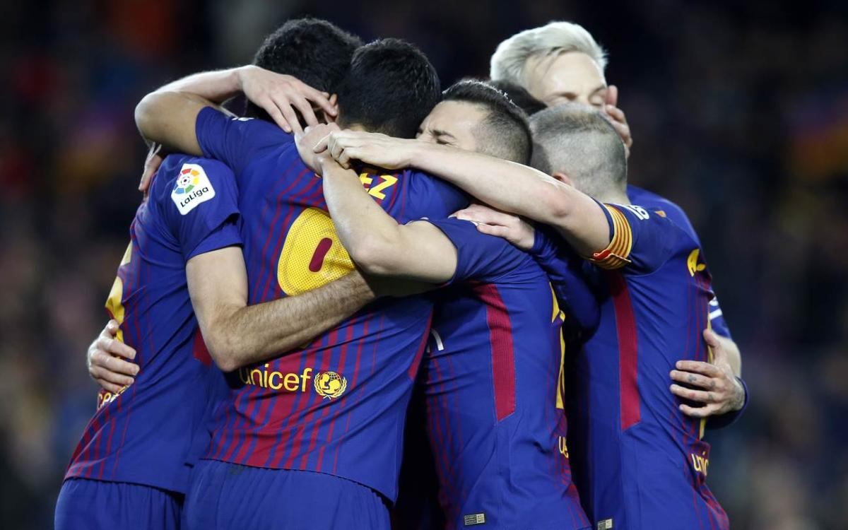 Barça become first team to reach 5th straight Copa del Rey Final