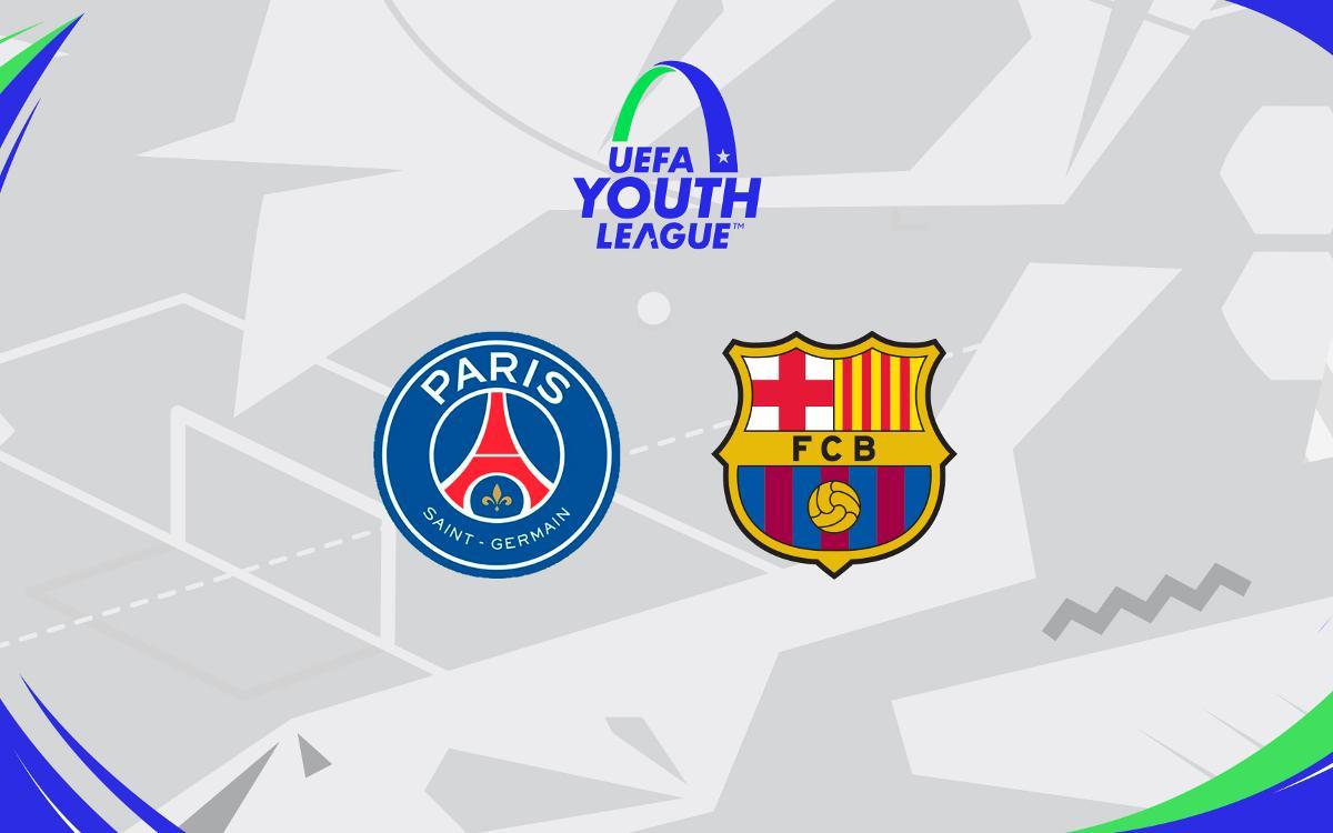 El PSG, rival en los octavos de la Youth League