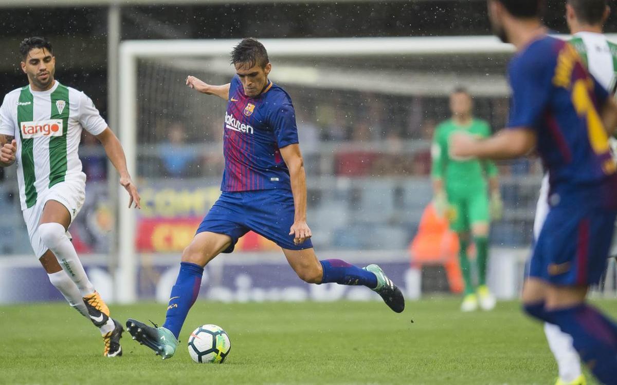 Martínez, con un esguince en el tobillo izquierdo