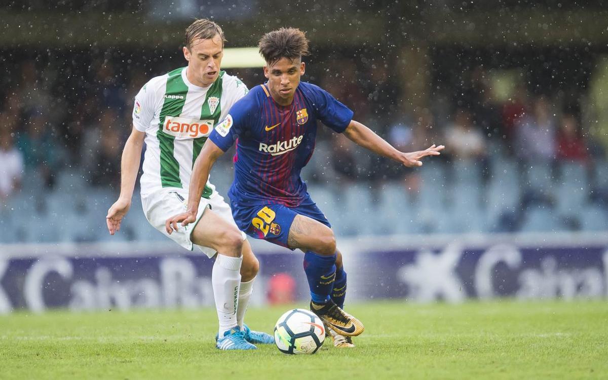 Barça B – CD Lugo: Continuar sumant i agradant