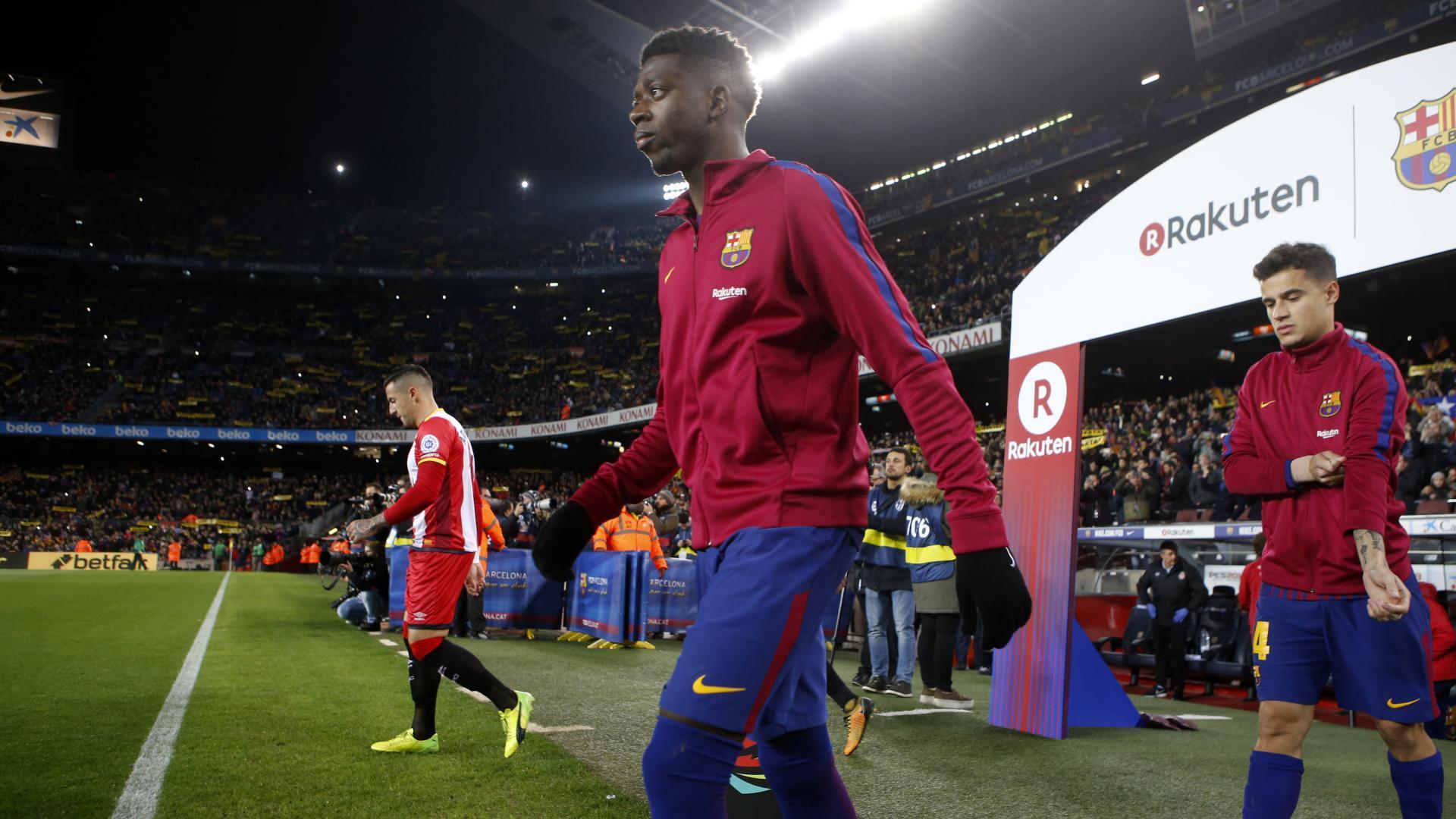 Vidéo Léclosion De Philippe Coutinho Et Ousmane Dembélé Au Camp Nou