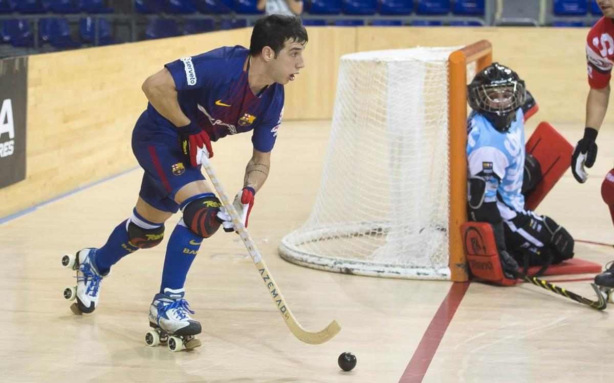 Arenys de Munt – Barça Lassa: Back on top after high-scoring game (3-9)