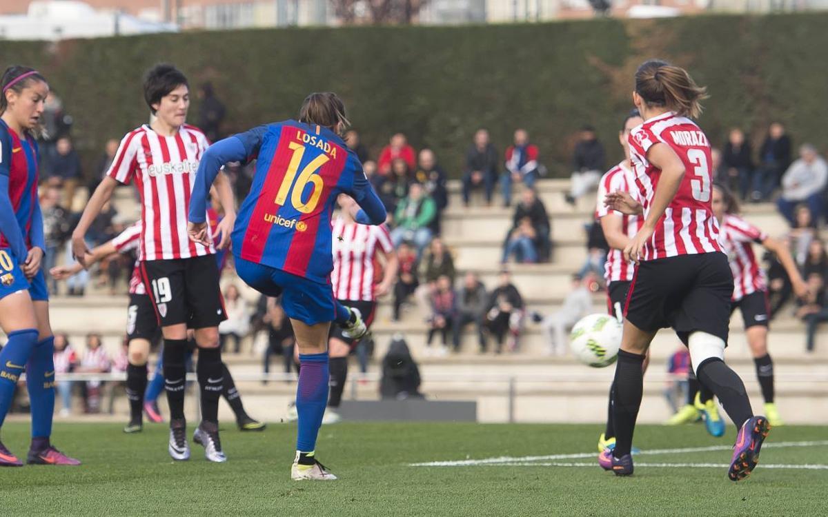 Los 10 datos del Barça-Athletic Club