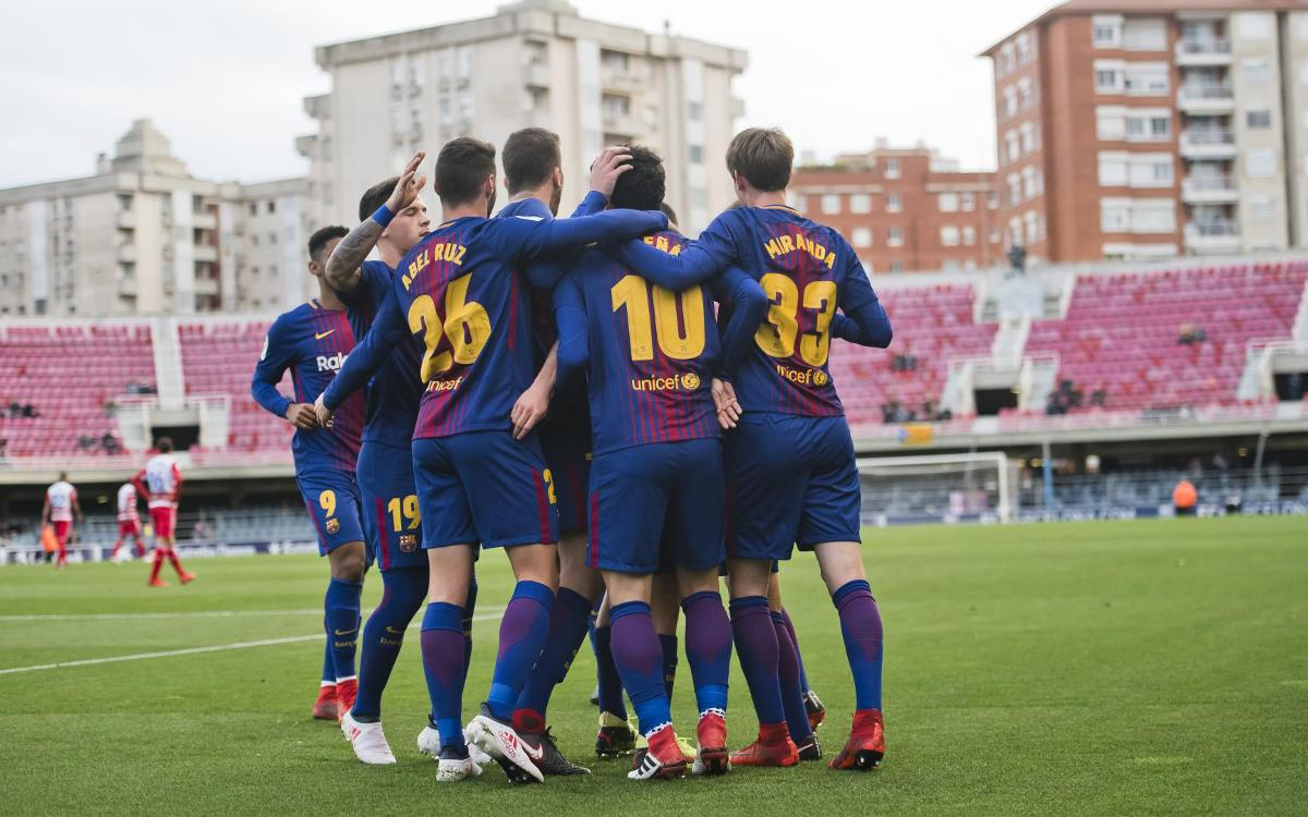 Barça B – AD Alcorcón: I si sumem la quarta consecutiva?