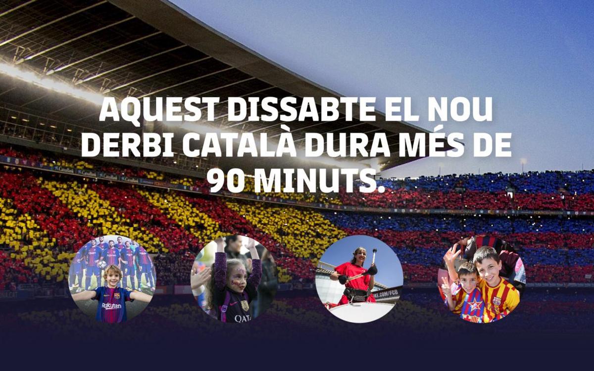 Activitats prèvies al Barça - Girona