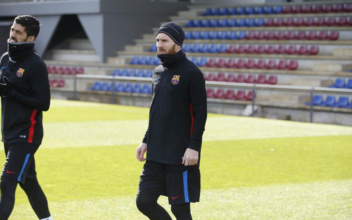 Who's in Barça's squad to face Espanyol?