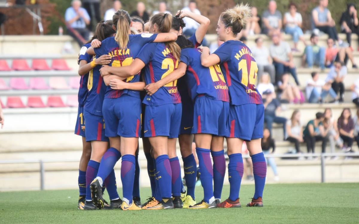 FC Barcelona Femení: Arriba la part complicada de la Lliga