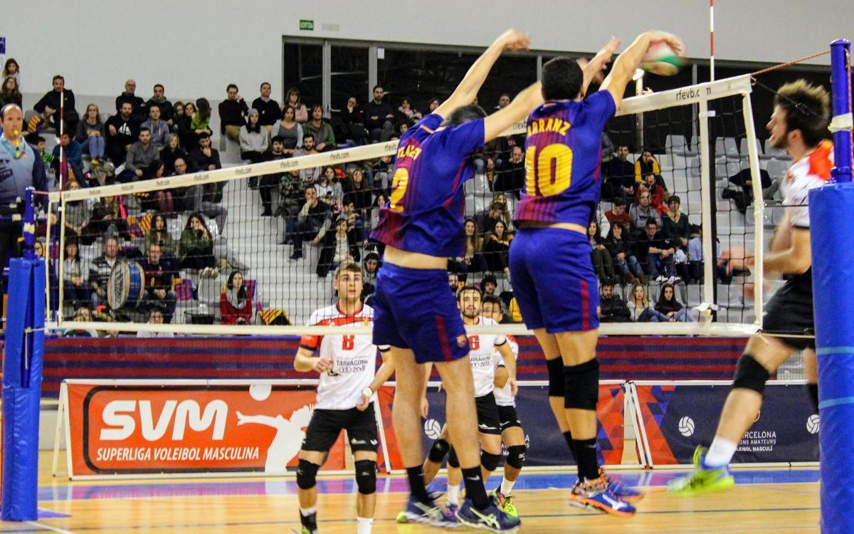 El Barça cau a Castelló (3-1)