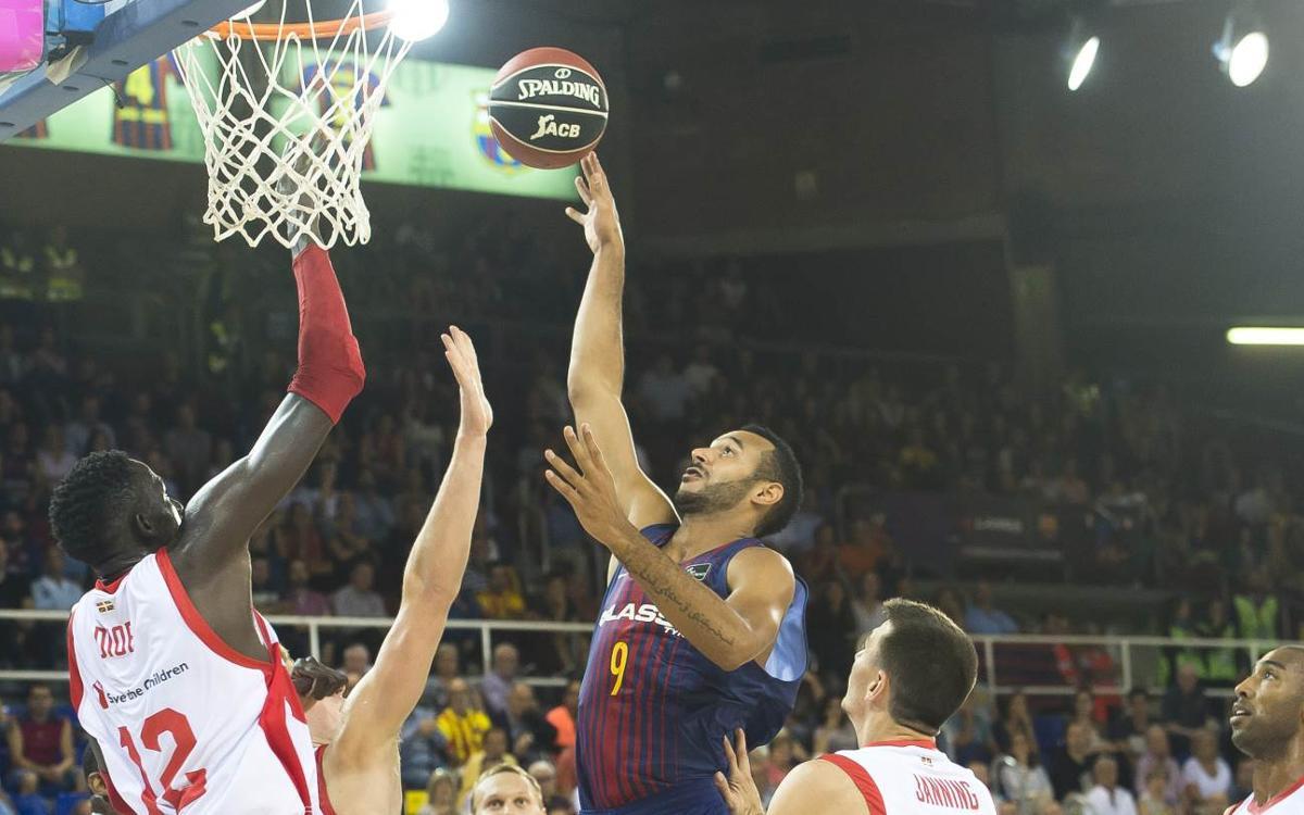 FC Barcelona Lassa – San Pablo Burgos: Duelo inédito en el Palau