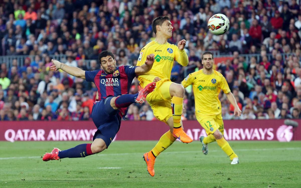 VIDEO: Barça v Getafe games synonymous with goals
