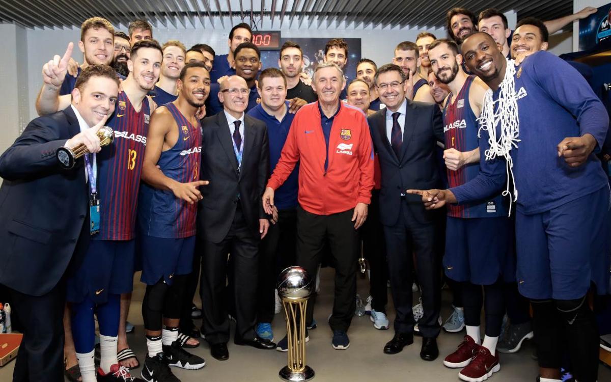 El Barça Lassa aconsegueix la Copa del Rei número 24