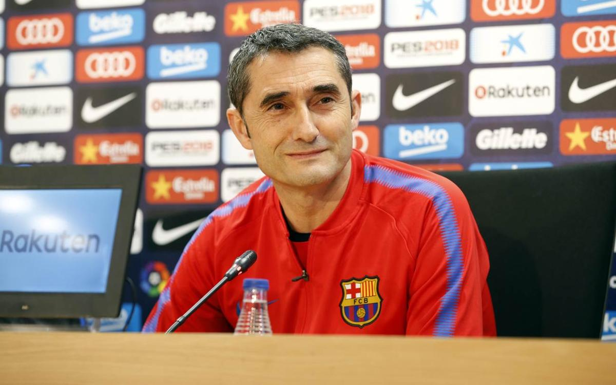 Ernesto Valverde: Girona are the surprise package of the season
