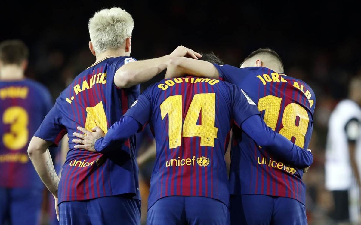 FC Barcelona - Getafe CF: Exigencia para cerrar una semana frenética