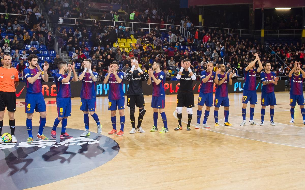 BarçaTV emetrà en exclusiva el Barça-Inter de Copa del Rei