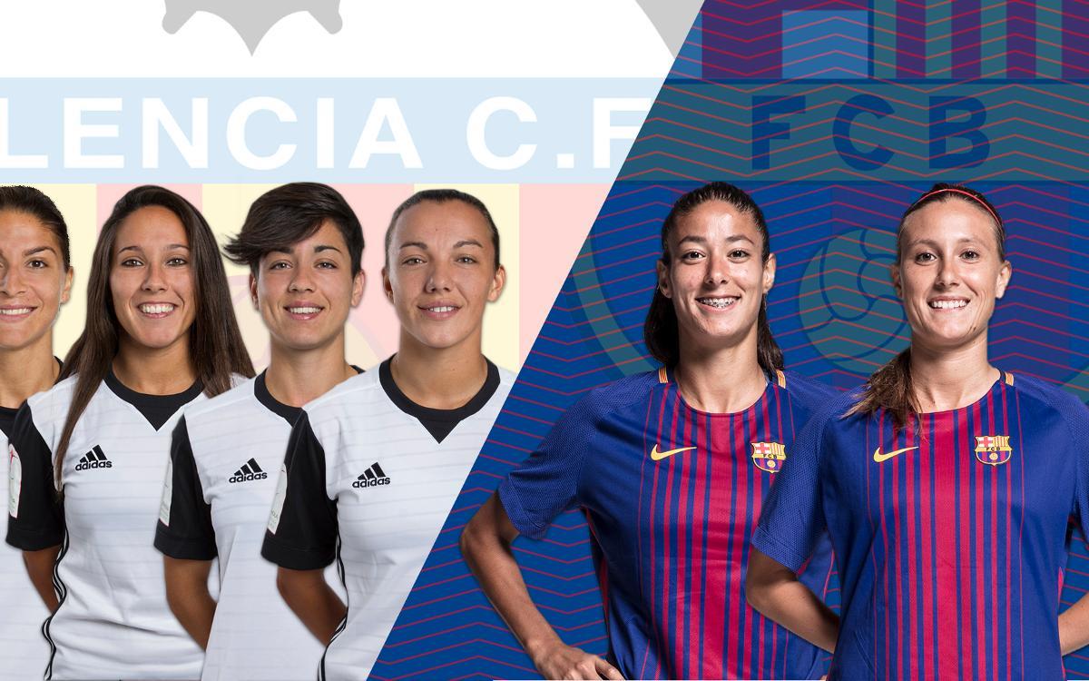 València i Barça, permanentment connectats