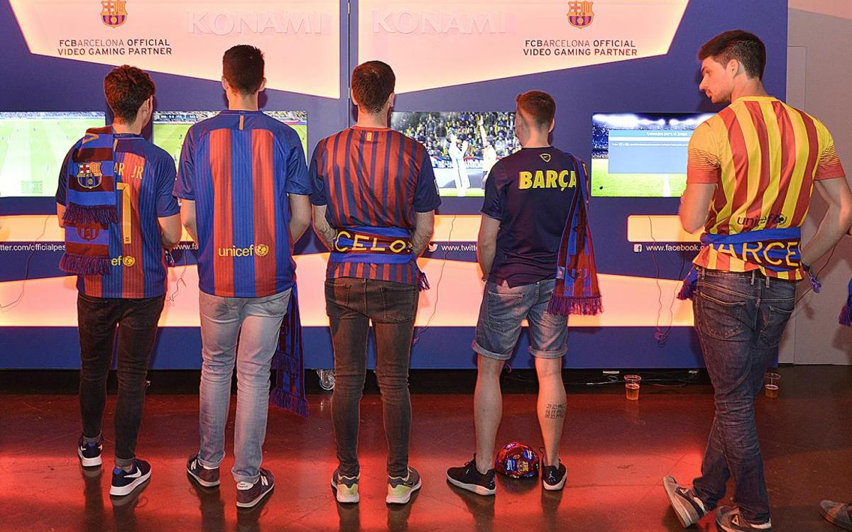 FC Barcelona will play in eSports competition