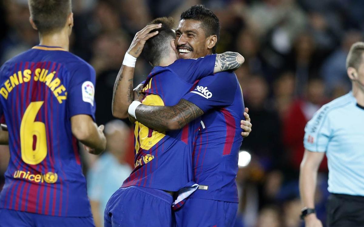 El Barça-Athletic Club, el diumenge 18 de març a les 16.15 hores