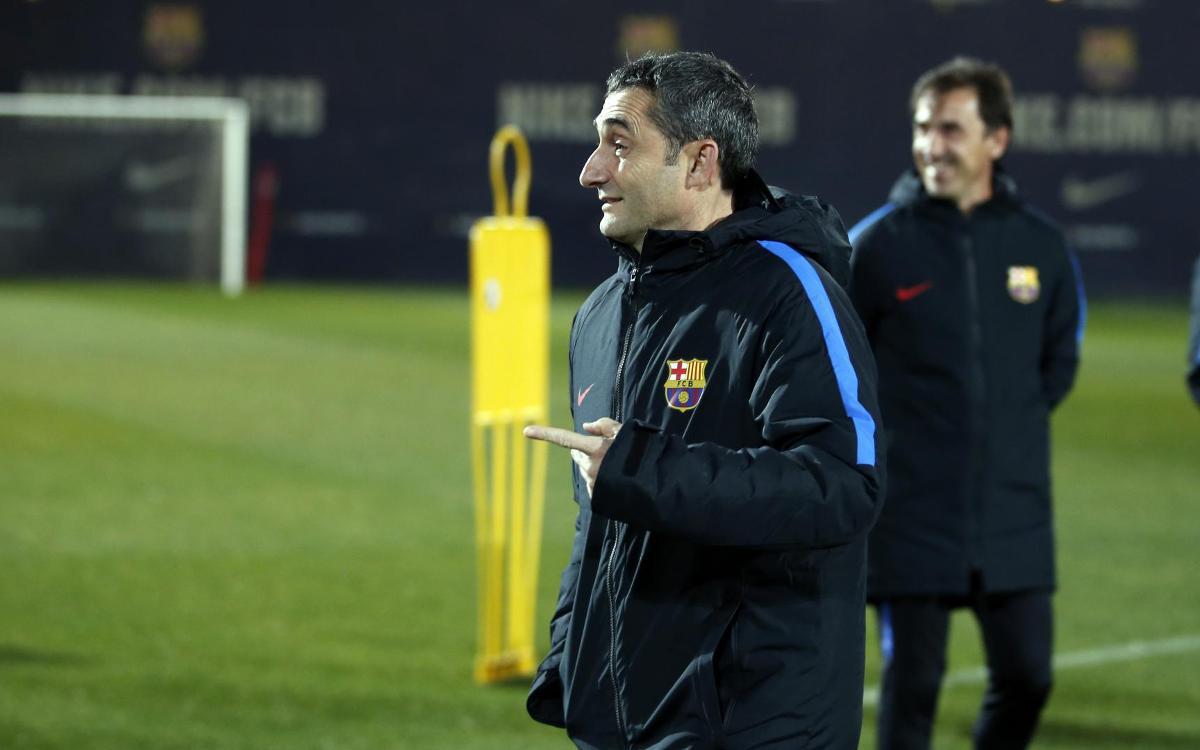 Ten standout statements from Ernesto Valverde's interview