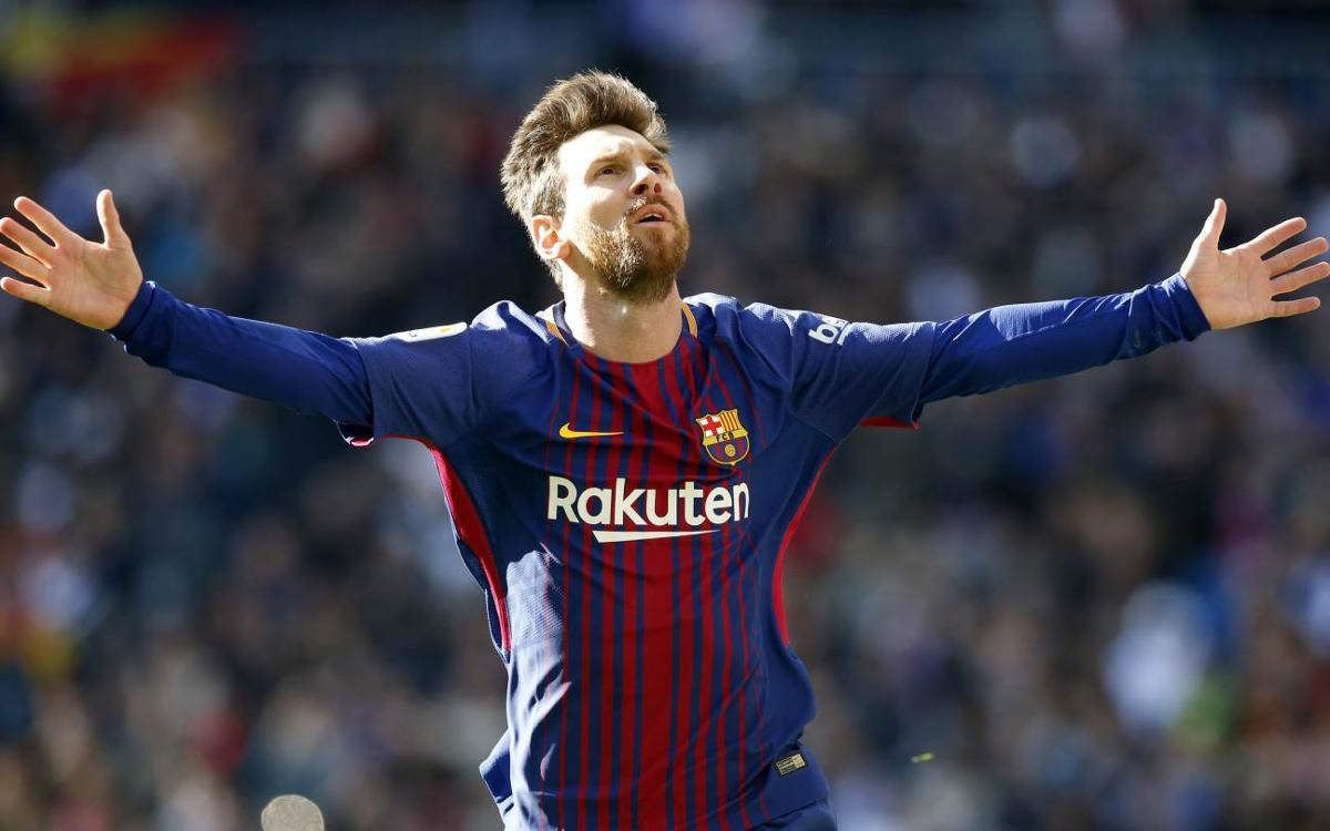 Real Madrid 0 Barça 3: Messi Christmas!