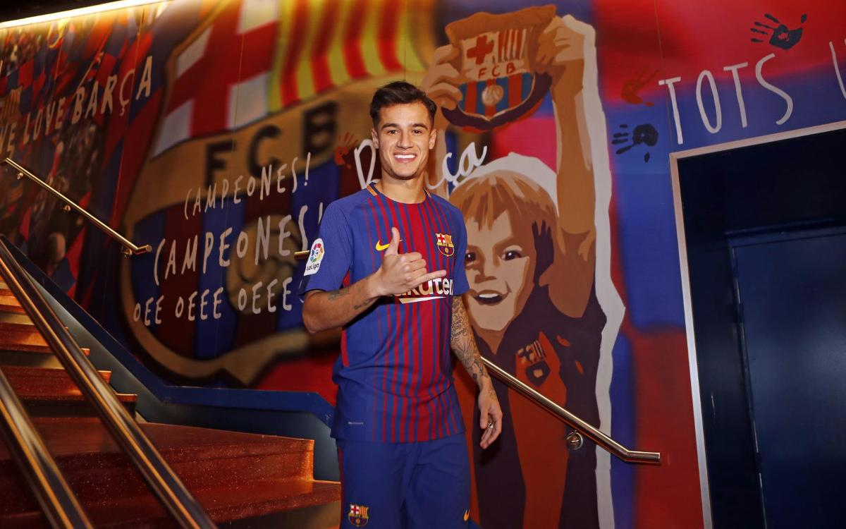 Coutinho: I can't wait to get started