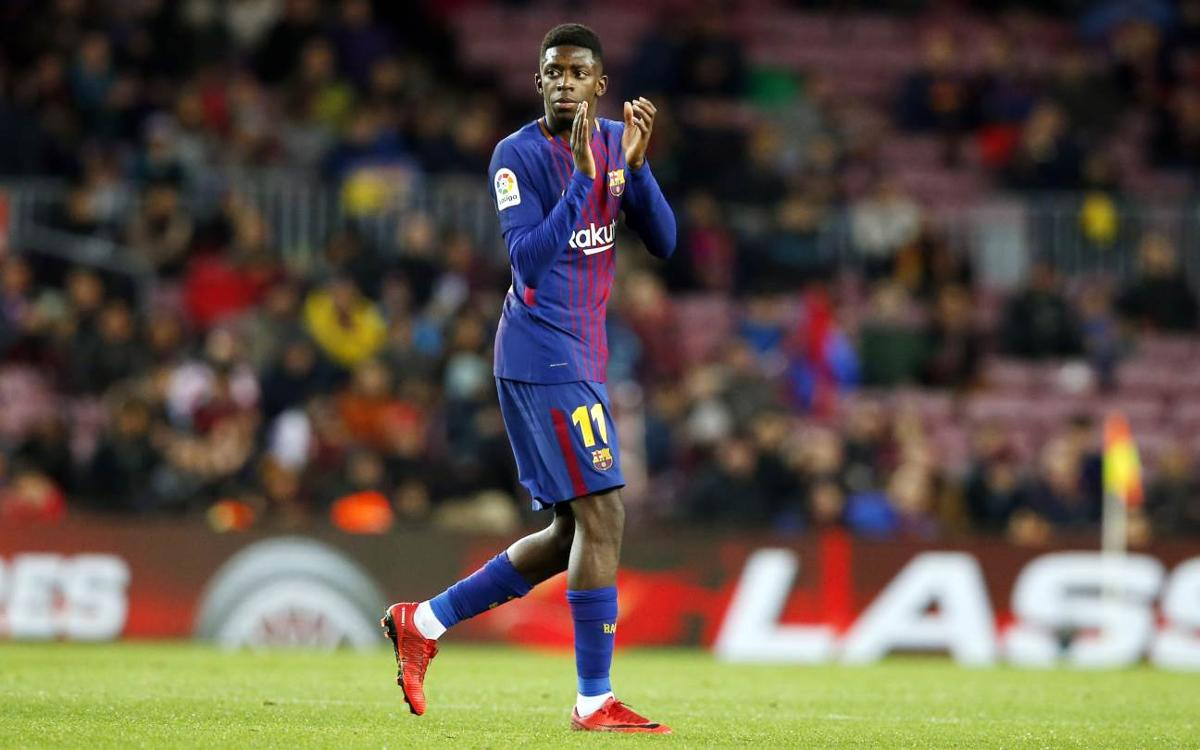 Les coulisses du retour de Dembélé au Camp Nou