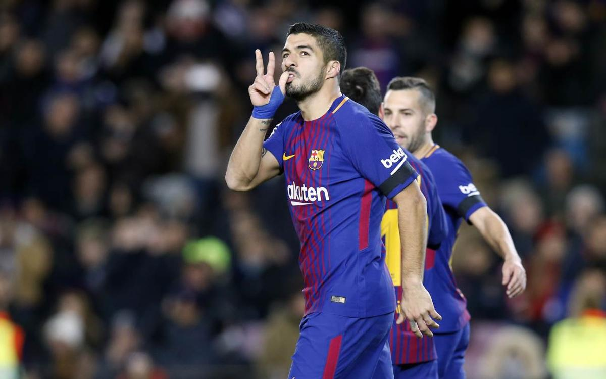 HIGHLIGHTS: Barça v Deportivo La Coruña