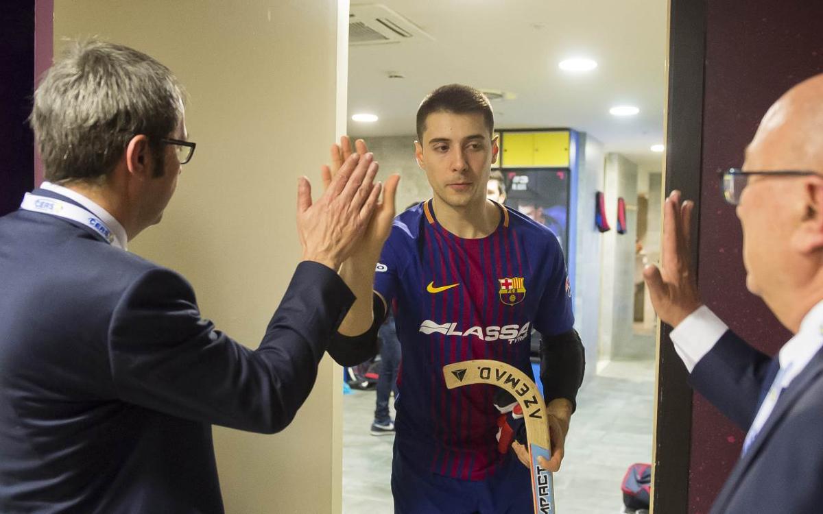 Barça Lassa – Asturhockey: ¡La segunda vuelta comienza en el Palau!