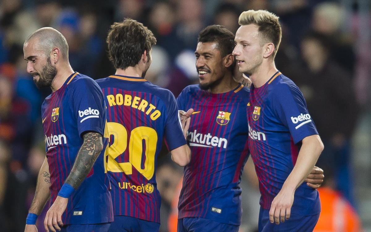 COPA DEL REY PREVIEW: Celta Vigo v FC Barcelona