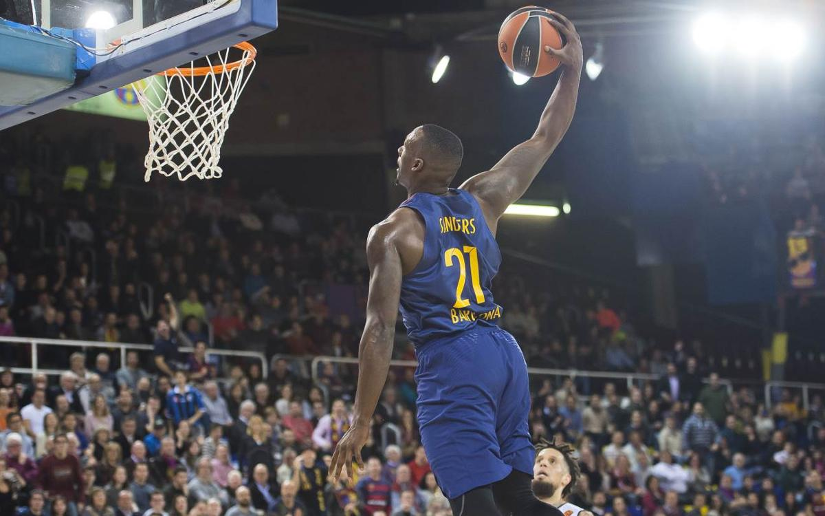 Barça Lassa - Brose Bamberg: A win to keep believing (81-66)