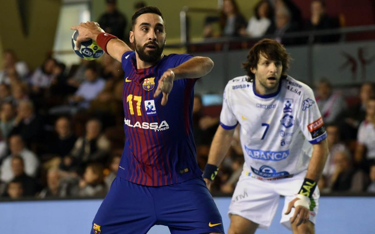 Ademar León- Barça Lassa: Campeones de la Copa Asobal (22-28)