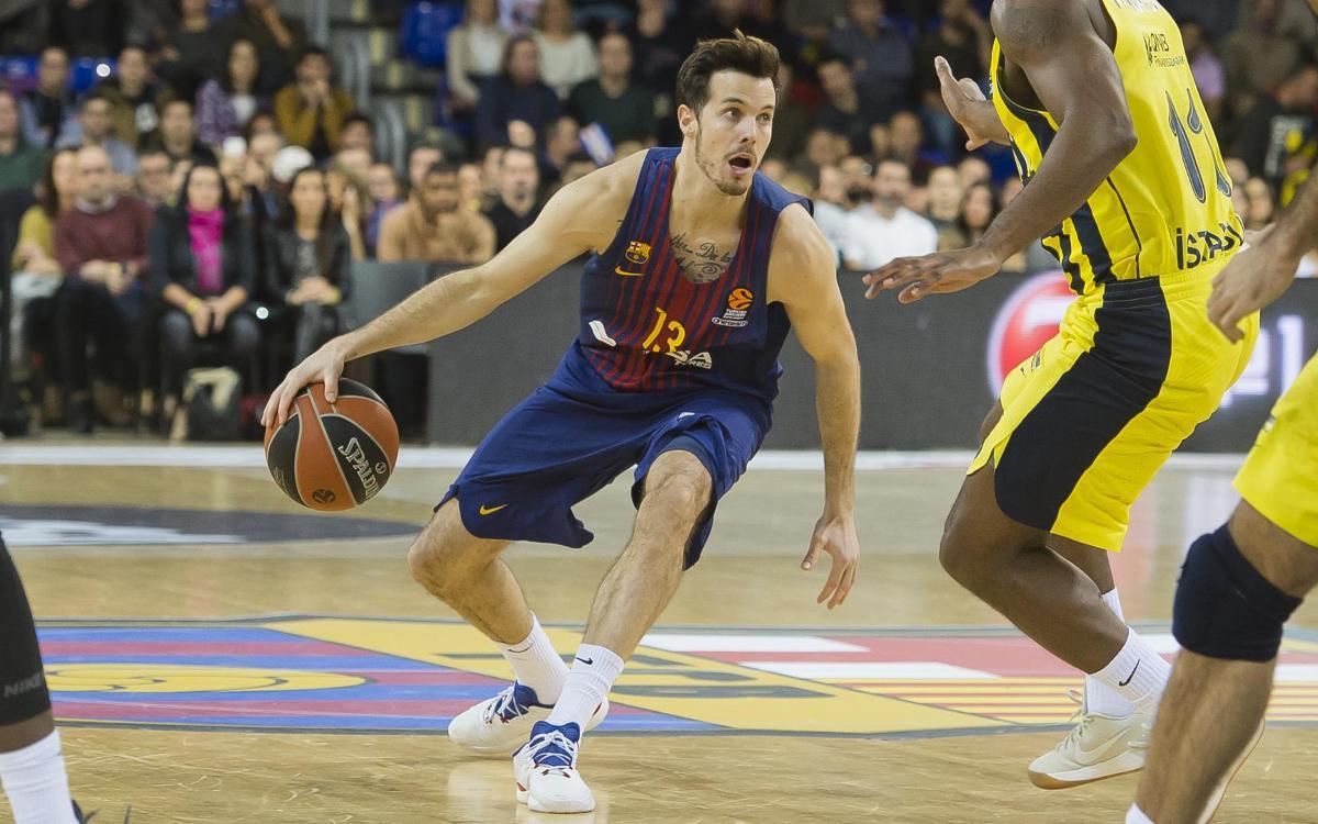 Fenerbahce Dogus - Barça Lassa: El Barça visita la pista del campeón