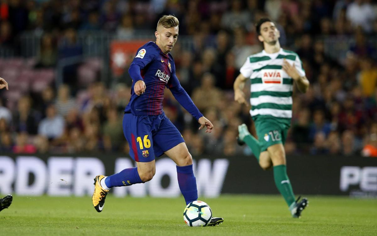 Agreement with Watford for Deulofeu loan move