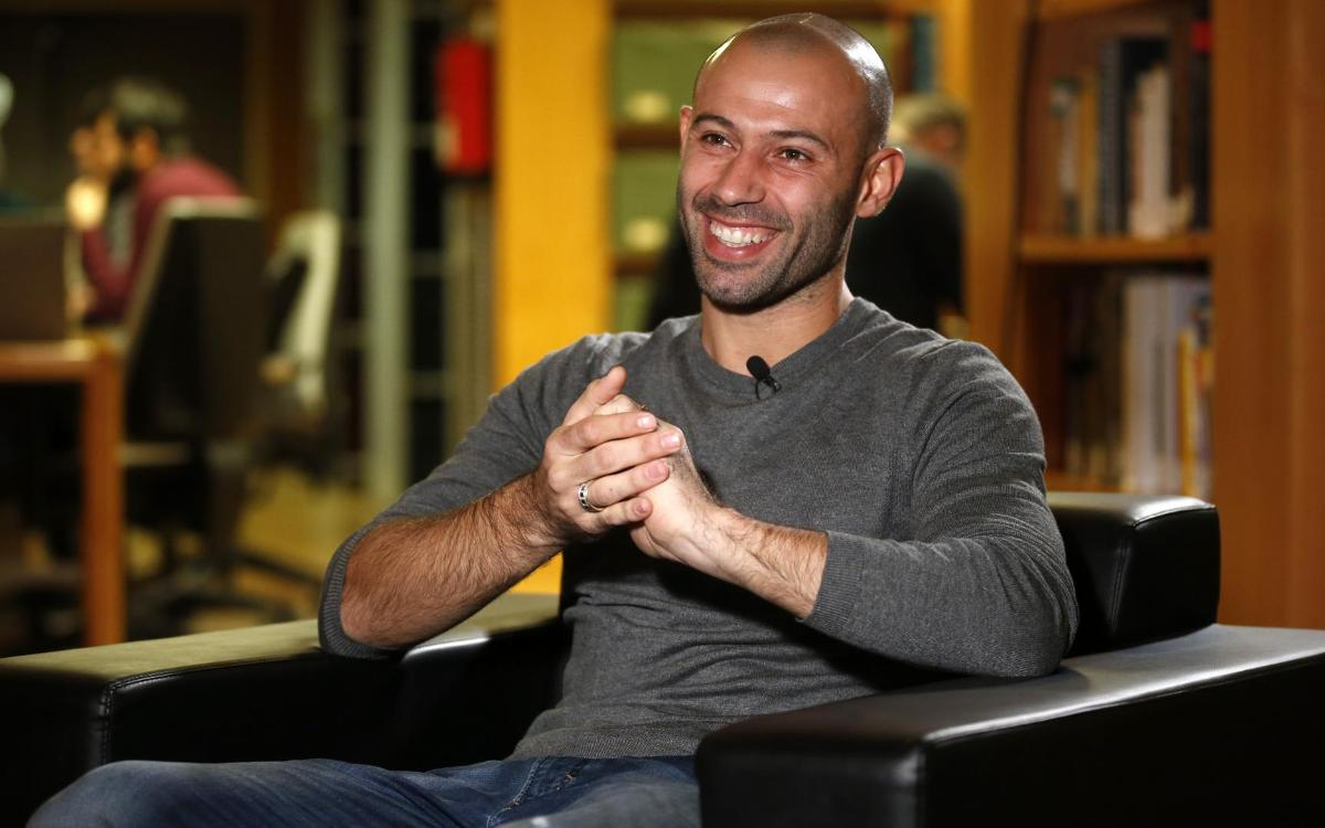 Javier Mascherano: The human side of a charismatic leader
