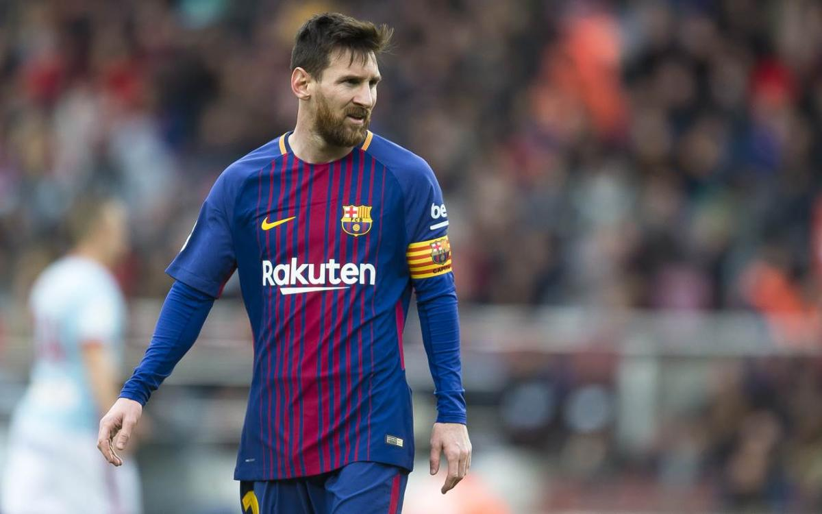 VIDEO: Leo Messi: Collective titles the priority